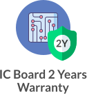 2Y IC Board 2 Years Warranty